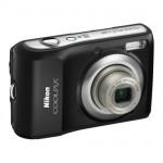 Nikon L20 - front view