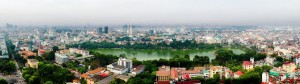 Hanoi 1000 Panoramic Photo