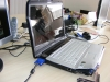 Toshiba A200 laptop broken – photo 2
